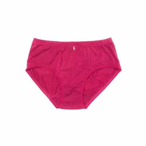 內褲桃紅色