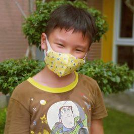 兒童抗菌口罩